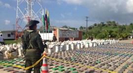 'Perico ventiao…' Incautan el mayor cargamento de cocaína en Colombia: 9 toneladas valoradas en US $250 millones