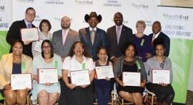 Healthfirst y el senador Rubén Díaz otorgan Premios de Líderes Educativos en Distrito del Bronx