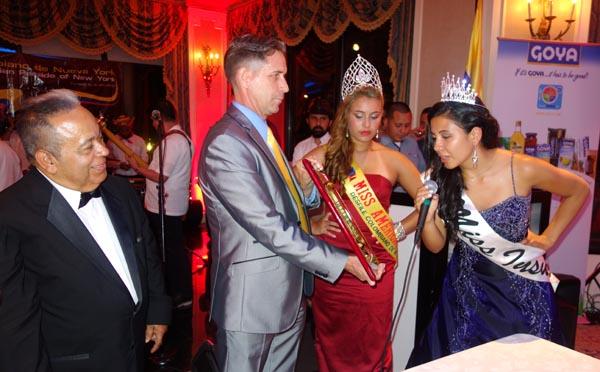 Gala del Desfile Colombiano de NY que se realiza este domingo 24 de julio en Queens