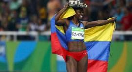 Oro olímpico en salto triple para Colombia: 15 metros 17 centímetros