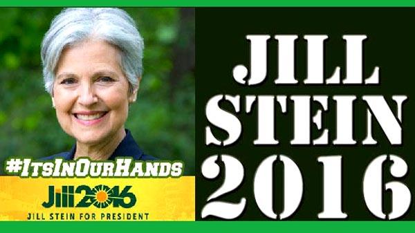 Partido Verde 'puede' ganarle a Trump y Clinton
