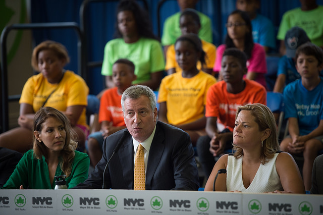 NYC Annunces $150 Million in Funding for Five Anchor Parks