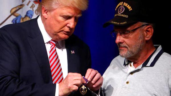 El circo de Trump comienza a caer: Corazón Púrpura…