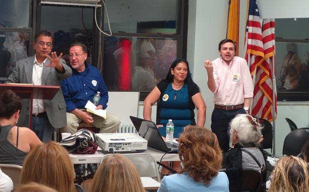 Colombianos en NY dialogan sobre el Proceso de Paz