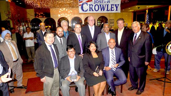 Congresista Crowley honra el legado latino en EE.UU.