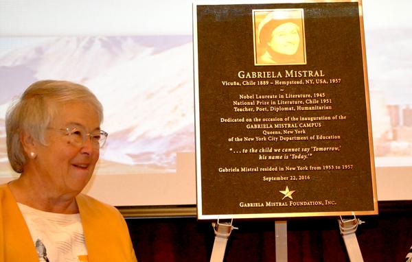 Inauguran Gabriela Mistral Campus en Corona