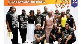 Banda Internacional Garífuna este domingo 2 de octubre en la Biblioteca Central de Jamaica