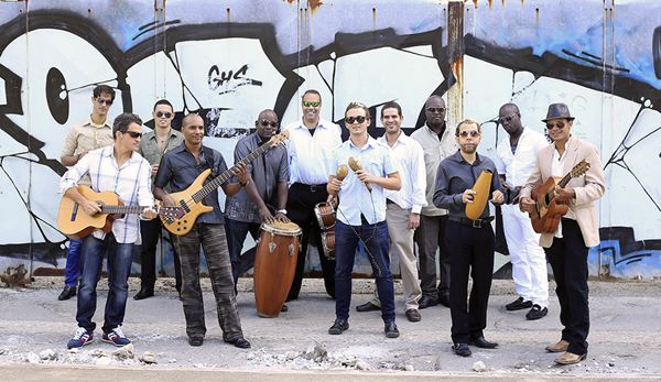 The Havana Cuba All-Stars At Queensborough Community College October 1