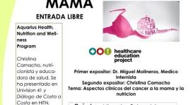 Infórmese en octubre durante el Mes de la concientización del cáncer de mama
