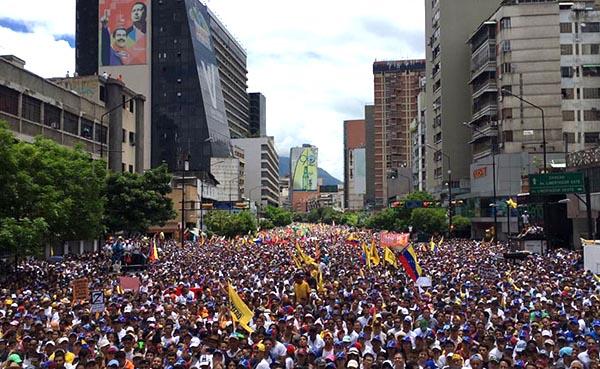 'La toma de Caracas' vuelve el 7 de septiembre por la revocatoria