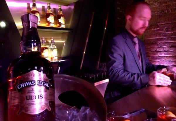 Chivas Regal Ultis llega a celebrar la pasión y la dedicación de la mejor mezcla de whisky
