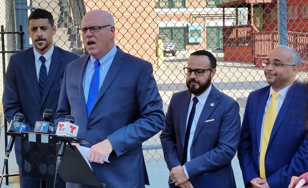 Politicians and Members of Community Board 4 Call on City to Downzone South Corona