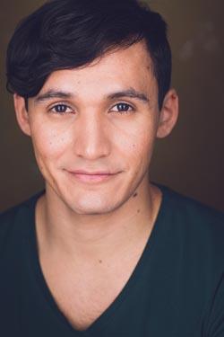 El actor Daniel Prado. Foto cortesía