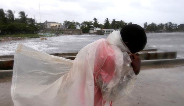 Huracán Matthew sobre Haití y amenaza a Florida