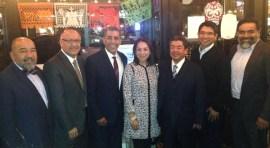 Orgullo latino en el restaurante Mexican Festival de Jaime Lucero