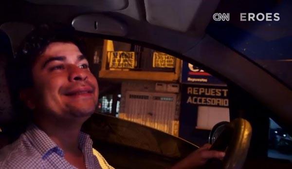 Colombiano discapacitado es Héroe CNN 2016
