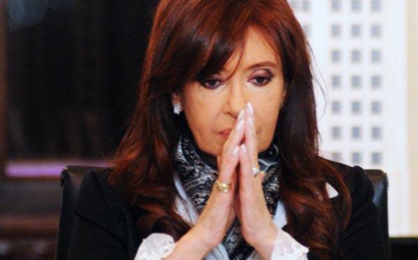 Cristina Fernández de Kirchner procesada y embargada por 'asociación ilícita' para delinquir