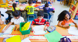 Students Born in 2012 Can Apply to Attend Kindergarten in September 2017