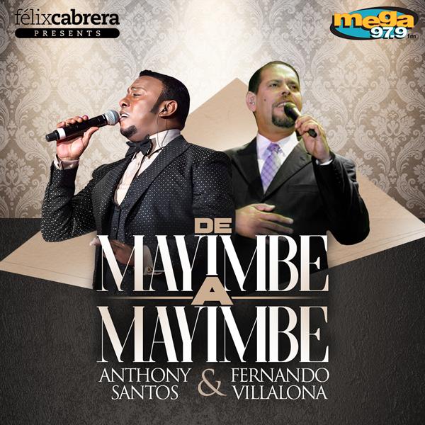 De Mayimbe a Mayimbe en el United Palace el 3 y 4 de febrero