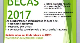 Taller para solicitar becas universitarias este jueves en biblioteca de Corona