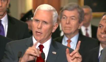 Senado da primer paso en contra del Obamacare