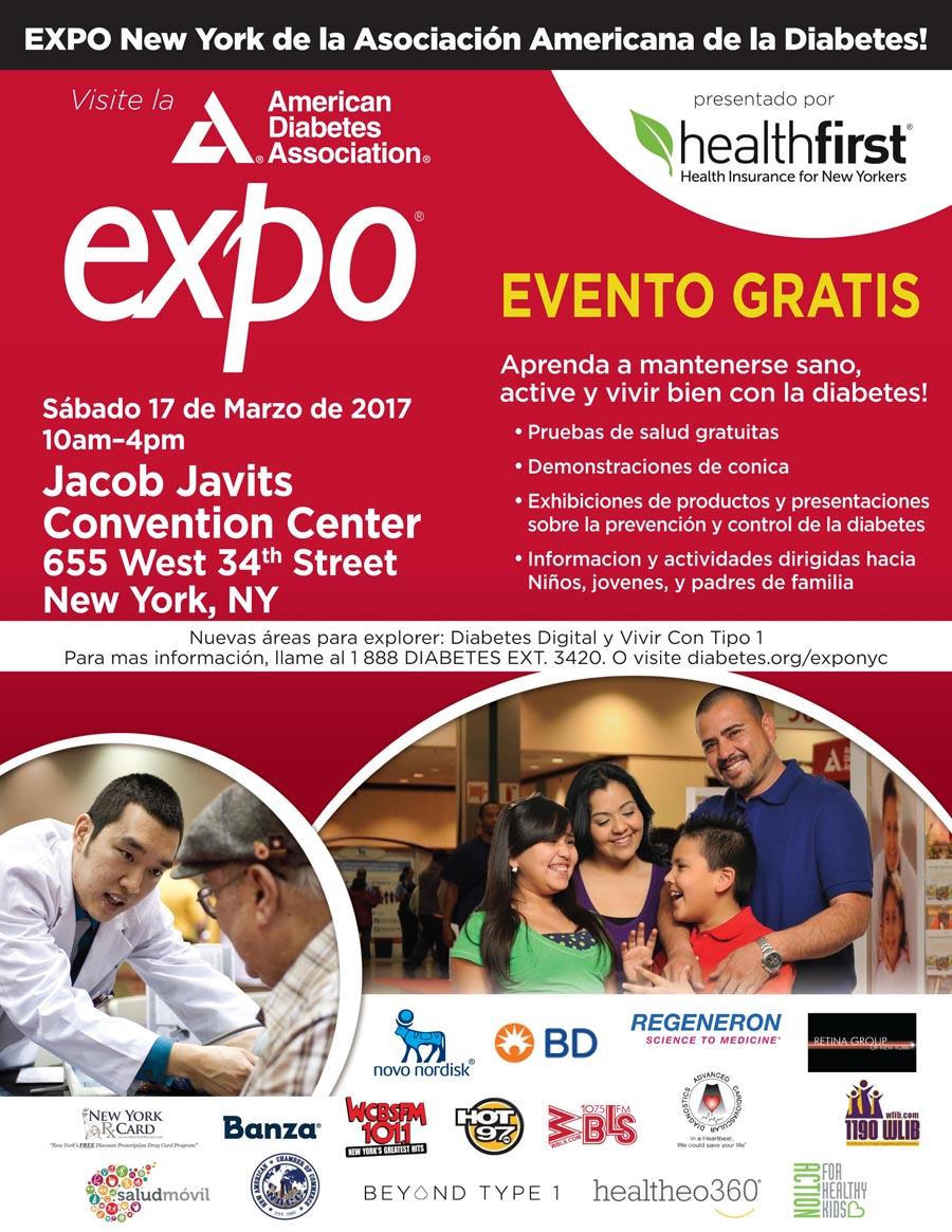 Diabetes expo 2017 NYC