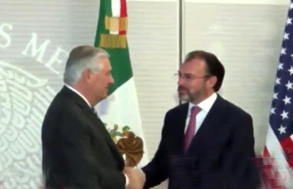 Estados Unidos a México: 'No habrá deportaciones masivas'