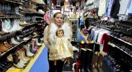 Empresaria Evelia Pacheco: 'Hay miedo y las ventas han bajado'