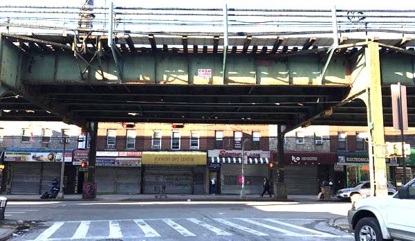 Un día sin inmigrantes se sintió en Queens y La Roosevelt
