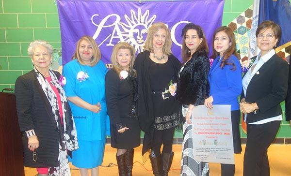 Centro Cultural Latinoamericano de Queens honra a latinas en el Mes de la Historia de la Mujer