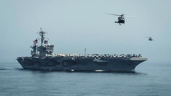 EE.UU. desplaza barcos de guerra a Corea