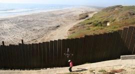 Presidente Trump envía tropas a la frontera con México