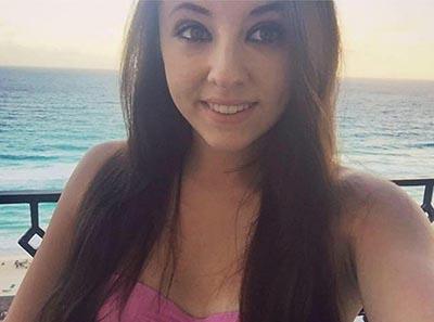 Alyssa-Elsman de 18 años, fue la única que murió en el accidente en Times Square.