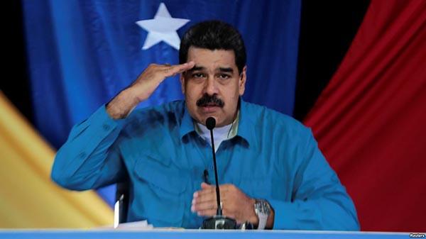 Presidente Maduro sube sueldo mínimo y quiere diálogo en Venezuela