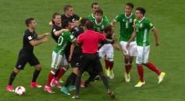 México avanza con pocas virtudes en Copa Confederaciones en Rusia