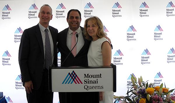 Mount Sinai celebra su 18 aniversario en Queens