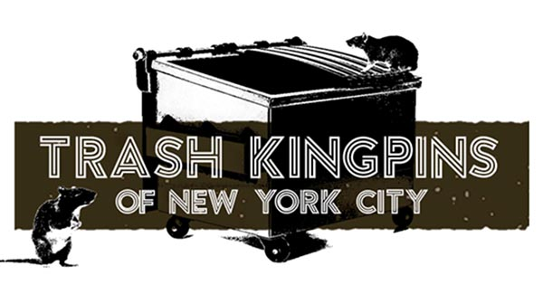 """Trash Kingpins of NYC"" site exposes private waste industry record of abuse"