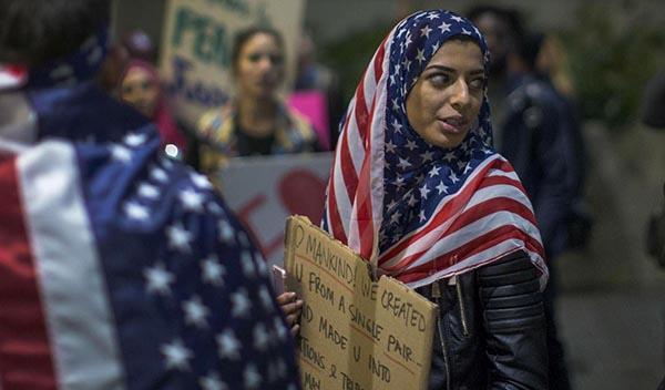 Abuelos musulmanos no son bienvenidos