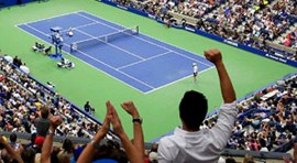 US Open Ballperson Tryouts on Monday June 26