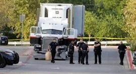 Inmigrantes mueren en camión sin ventilación y agua