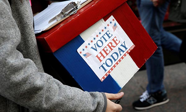 Estados se niegan a dar información de votantes