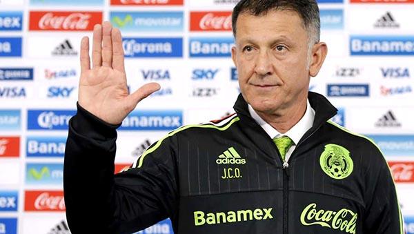La farsa de la selección de fútbol de México y la visión de su entrenador Osorio
