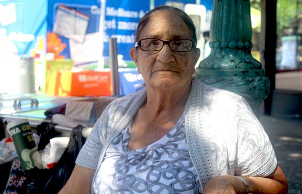 Rosario Matute se siente bien en NY: 'Estoy saludable y tengo Medicare'