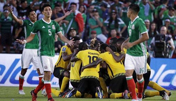 México cae ante Jamaica que enfrentará a EE.UU. por la Copa Oro