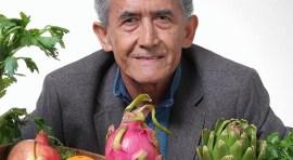 Naturista Manuel Pinzón: 'Optimismo y orientación' para comer y vivir mejor