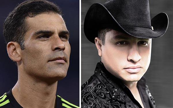 Rafa Márquez y Julión Alvarez en red de narco