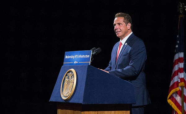 Governor Cuomo Signs Executive Order Prohibiting State Agencies From Inquiring About Immigrant Status
