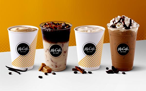 McDonald's® Relanza McCafé® con nuevo logo de bebidas a base de espresso