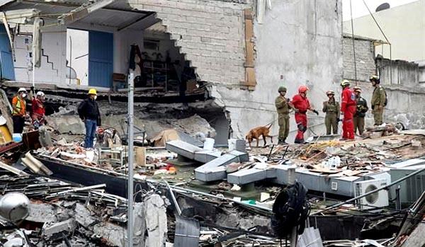 México: 152 muertos y 3,848 edificios dañados (cómo ayudar desde Nueva York)