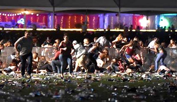 Las Vegas: más de 50 muertos y 400 heridos por francotirador